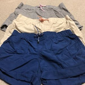 Other - Cargo style play shorts for girls